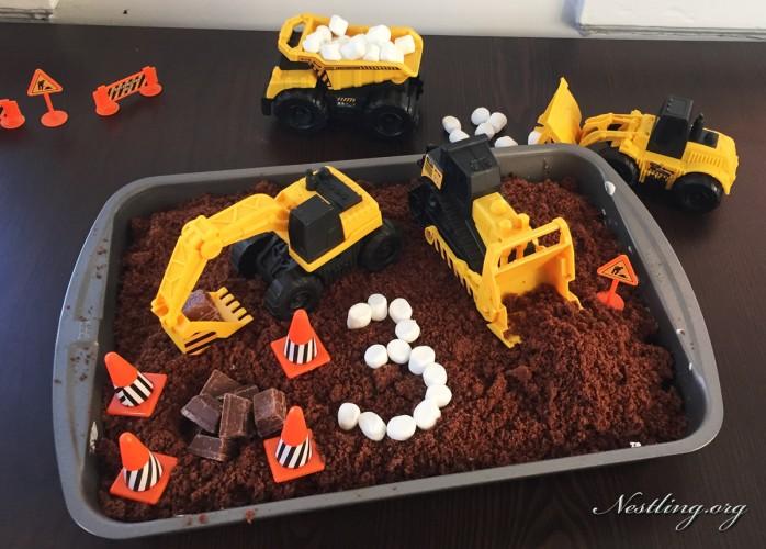 Baustellenkuchen