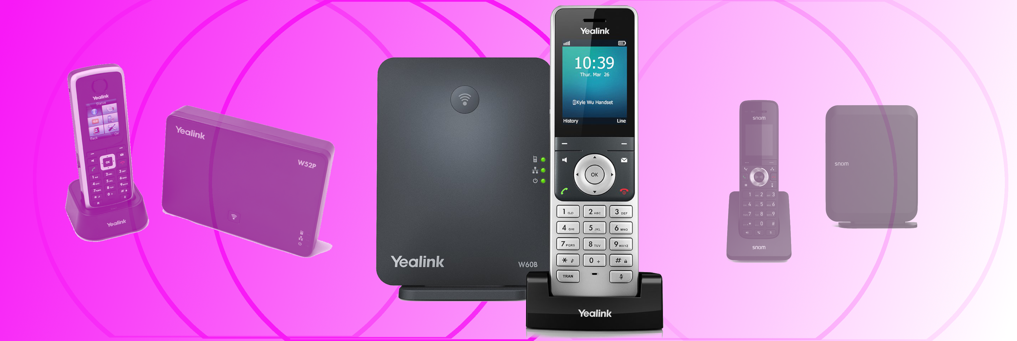 The Best VoIP DECT Phones on the Market