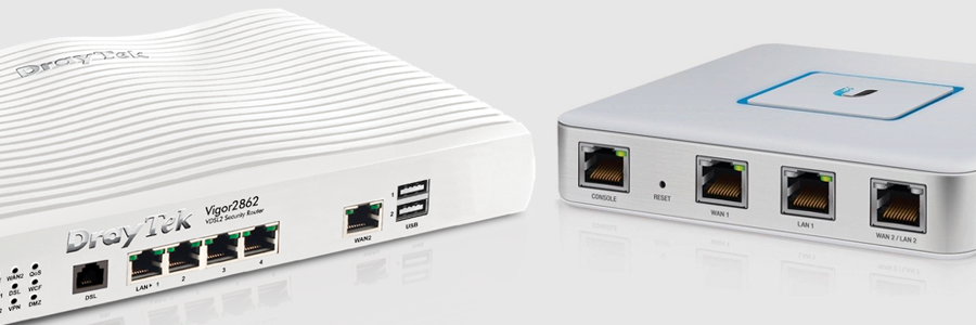 5 essential business router features