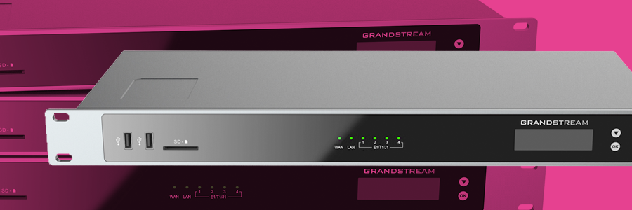Grandstream GXW4500 Series VoIP Gateways Now Available