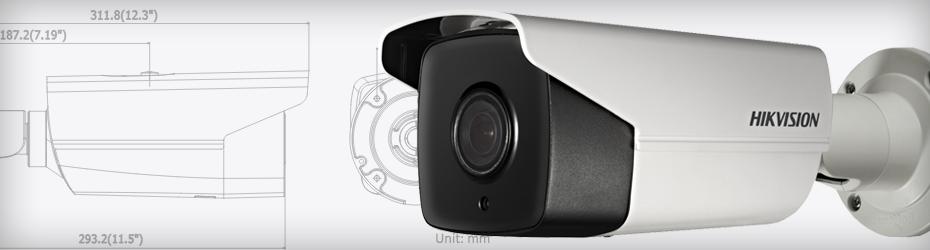 Hikvision IP ANPR Cameras