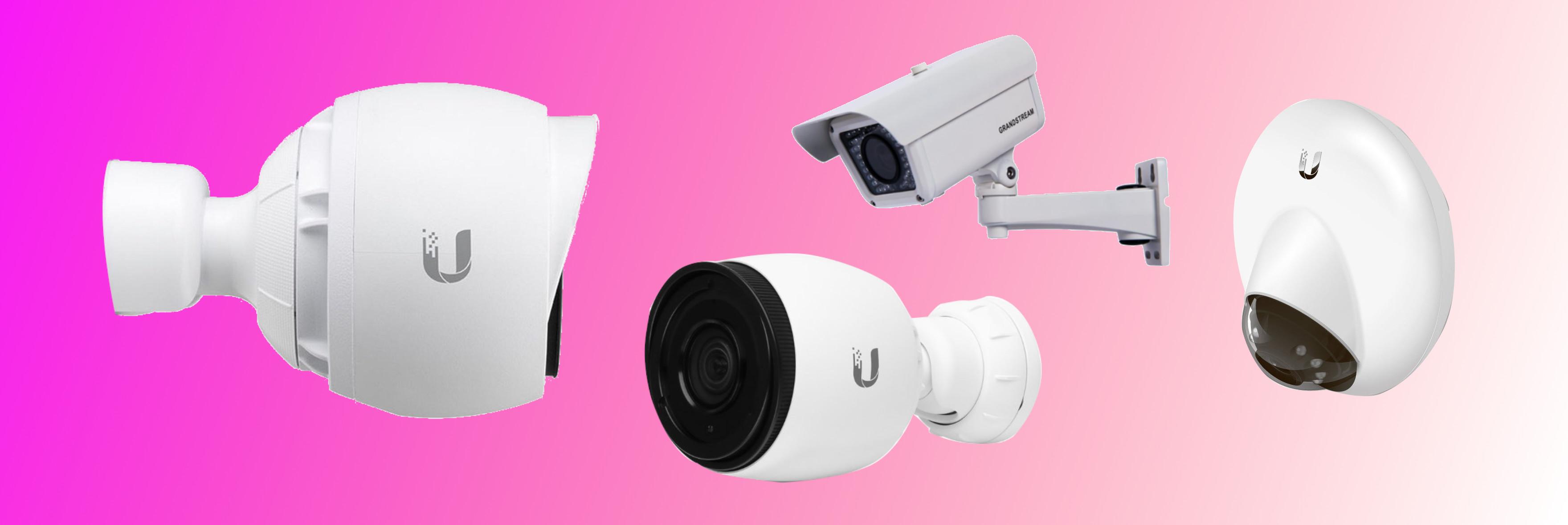 IP Surveillance Cameras: Before You Buy