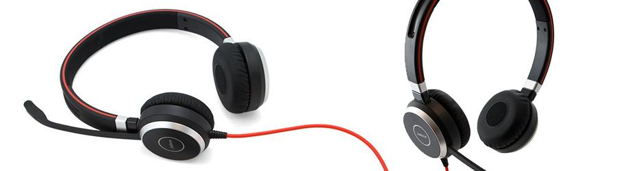Jabra Evolve 40 Headsets