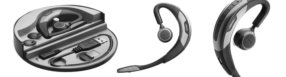 Jabra Motion headsets