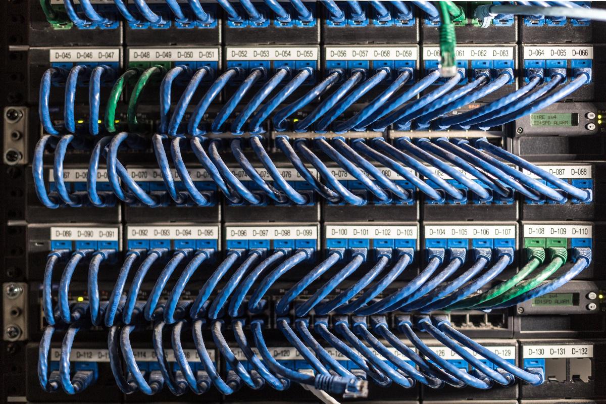 ethernet patch panel cables