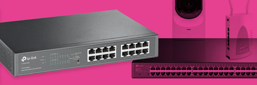 Why Should You Consider PoE Switches?