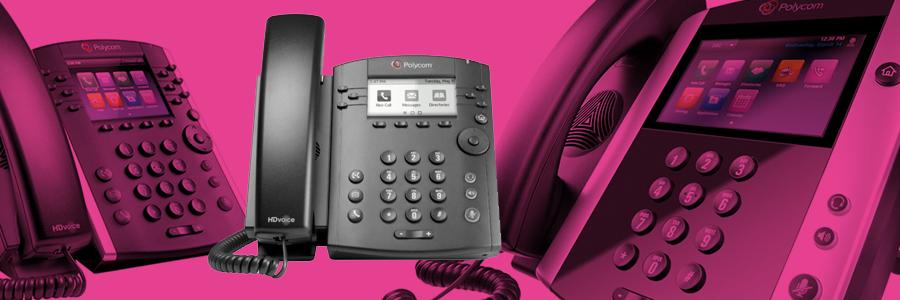 Spotlight on Polycom's VVX VoIP Phone Series