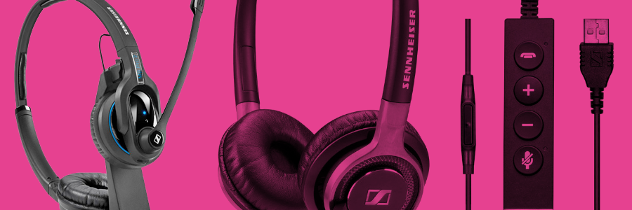 Introduction to Sennheiser headsets for business