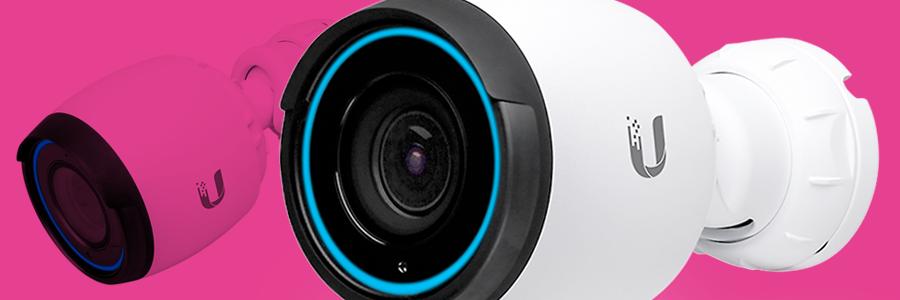 Meet the new UVC-G4-PRO 4K IP Video Surveillance Camera