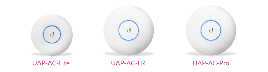 Ubiquiti WiFi Access Points