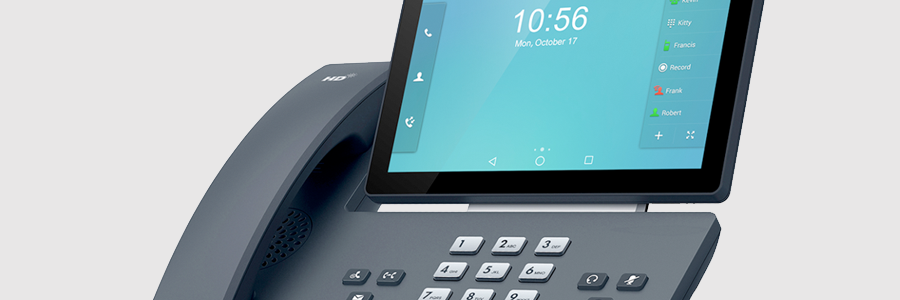 Yealink T5 series of smart media VoIP phones are now available