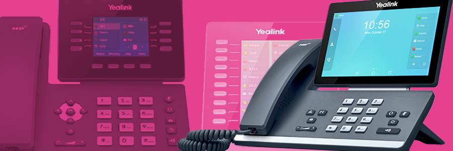 Yealink - Modernising the IP Telephony Market