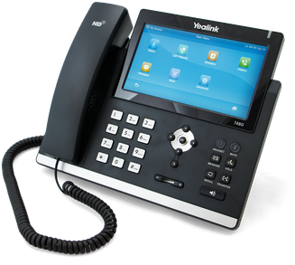 Yealink SIP-T48GN HD IP Phone 6 Line / 6 Account, SIP/ VoIP IP Phone