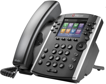 Polycom VVX 400 Business Media Phone - Reduced