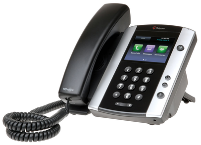 Polycom VVX 500 Business Media Phone