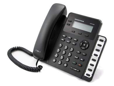 Grandstream GXP 1628 2 Line / 2 Account SIP VoIP IP Phone - Reduced