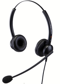 Eartec Office Pro 510D Binaural Wired Headset - Reduced