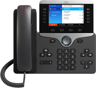 Cisco 8851 IP Phone 5 line / 5 SIP Account (SIP ONLY)