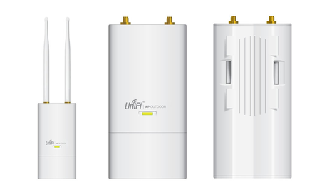 Ubiquiti UniFi Outdoor+ Wireless WiFi Access Point