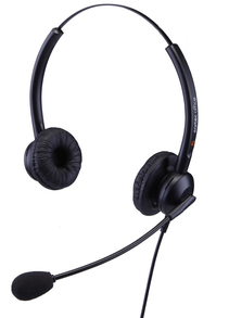 Eartec Office Pro 308D Binaural Wired Headset