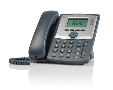 Cisco SPA303G-3-Line IP Phone - Reduced