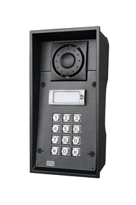 2N Helios IP Force - 1 Button + Keypad