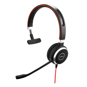 Jabra Evolve 40 Wired UC Mono Headset