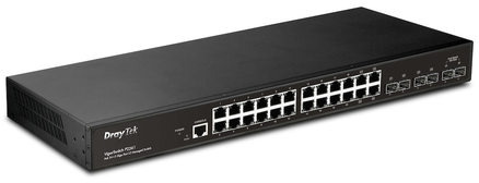 VigorSwitch P-2261 High-Power PoE Gigabit Switch