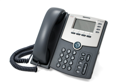 Cisco SPA504G - 4-Line IP Phone - Reduced