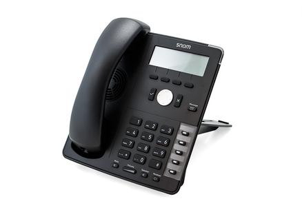 Snom D715 4 Line / 4 Account, SIP/ VoIP IP Phone