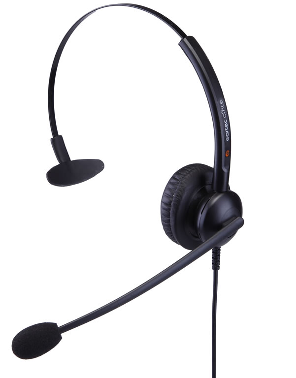 Eartec Office Pro 510 Monaural Wired Headset
