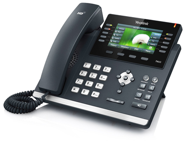 Yealink SIP-T46G (no PSU) IP Phone