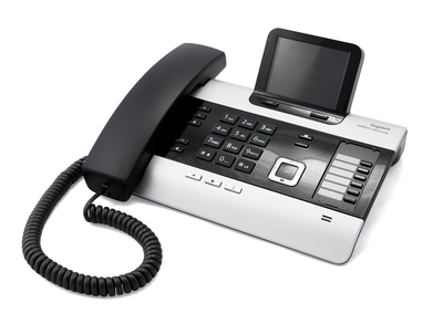 Siemens Gigaset DX800A Dual IP and Analogue Deskphone