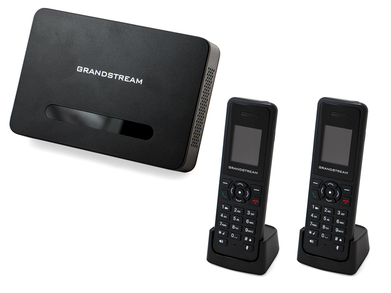 Grandstream DP720/750 Handset & Base Bundle (2 Handsets)