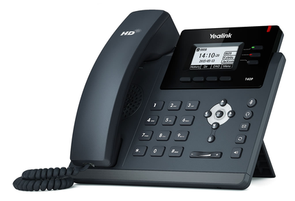 Yealink SIP-T40PN HD IP Phone 3 Line / 3 Account, SIP/ VoIP IP Phone