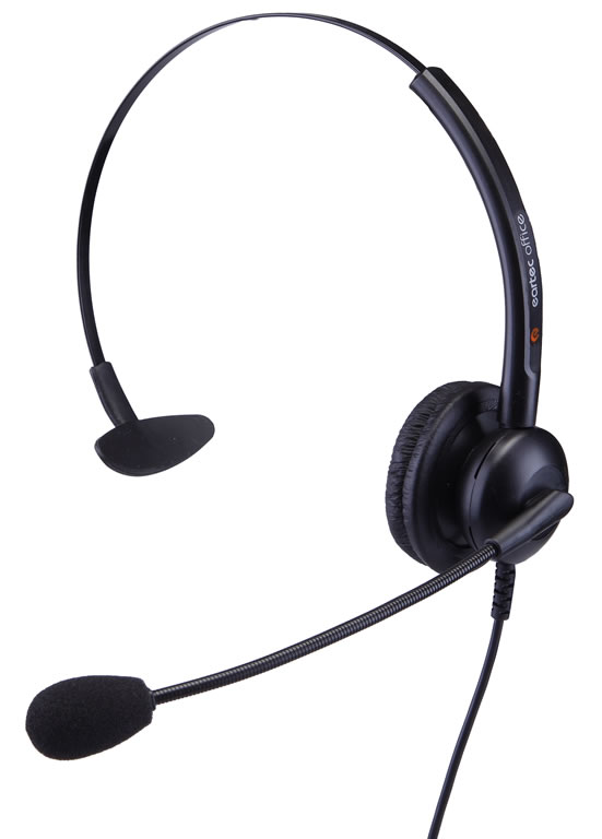 Eartec Office Pro 308 Monaural Wired Headset
