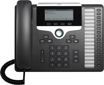 Cisco 7861 IP Phone 16 Line / 16 SIP Account (SIP ONLY)