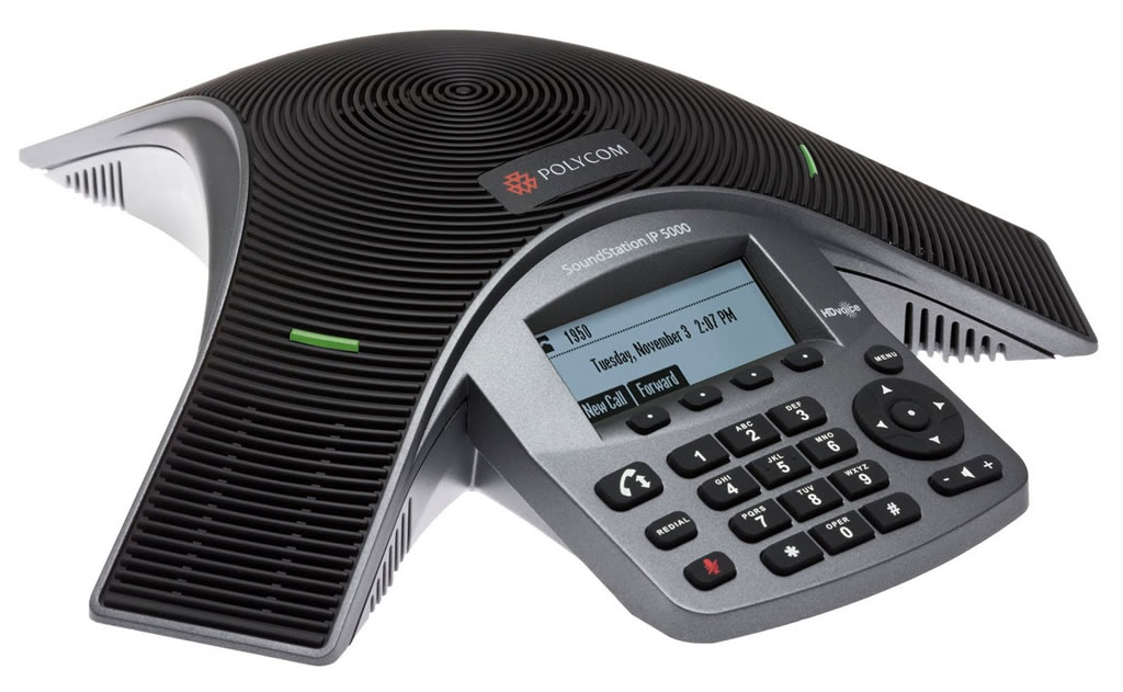 Polycom Soundstation Conference IP 5000 PoE