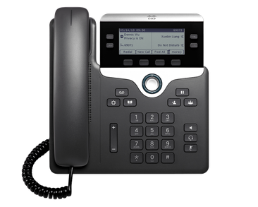 Cisco 7841 IP Phone 4 line / 4 SIP Account (SIP ONLY)