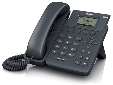 Yealink SIP-T19P E2 HD 1 Line / 1 Account, SIP / VoIP IP Phone