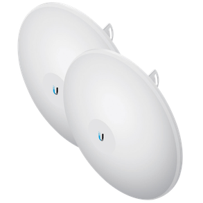 Ubiquiti PowerBeam AC 5GHz WiFi Access Point Kit (Two Pack)