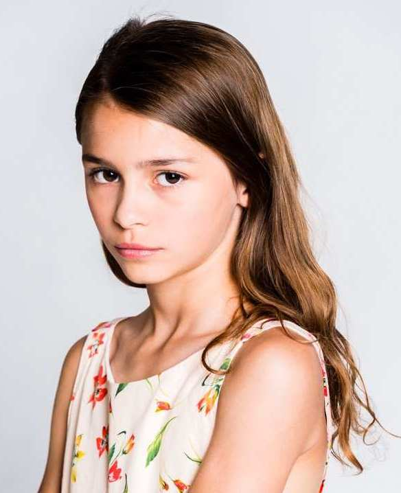 Alissa in Kids - Modellenbureau Antwerpen - Network Models