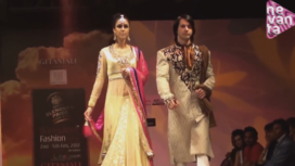 Wedding bliss with Archana Kochhar's couture