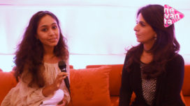 Chat with Leading Fashion Designer Anita Dongre