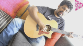 Raghu Dixit hums his childhood memory | Nevanta Exclusive