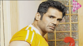 Suniel Shetty: The 'Anna' of Bollywood