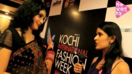 Shanu Suresh: Walking the ramp is like a walk in the park!