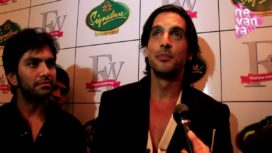 Zayed Khan's Not Complaining About the Women in His Life!