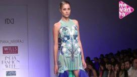 Alpana and Neeraj @ Wills Lifestyle India Fashion Week SS13
