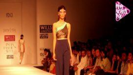 Gaurav and Ritika @ Wills Lifestyle India Fashion Week SS13